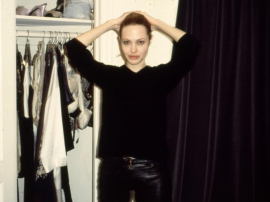 Fotos exclusivas de Angelina Jolie