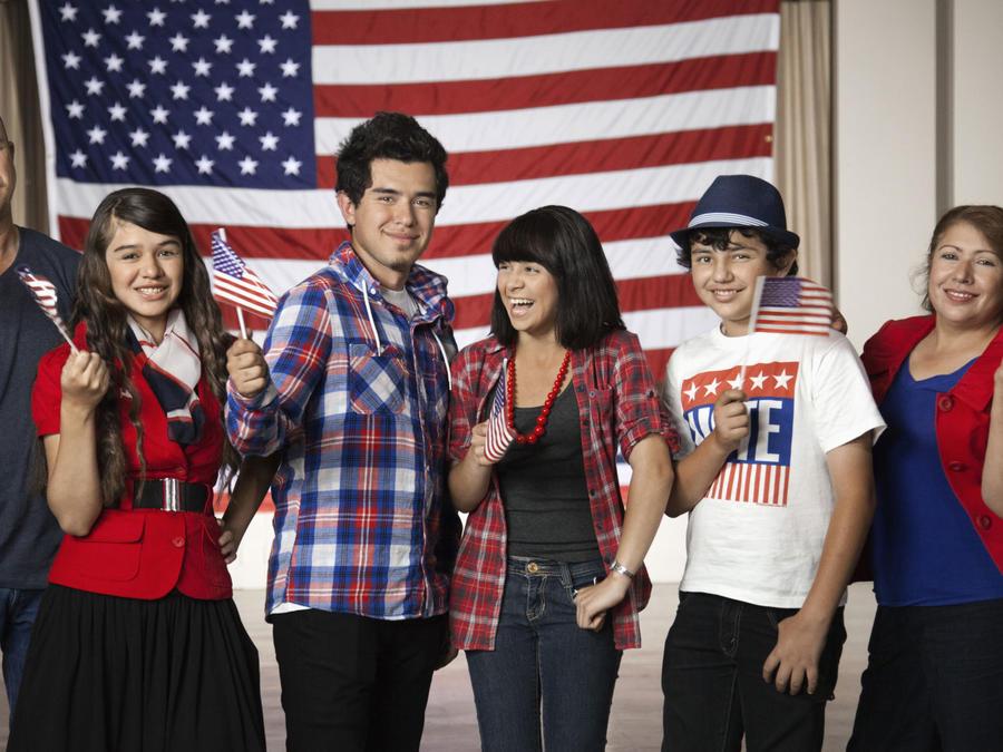Jovenes latinos