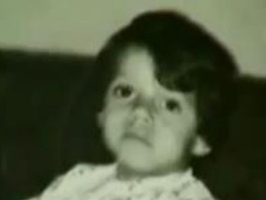 Marc anthony cuando era un niño