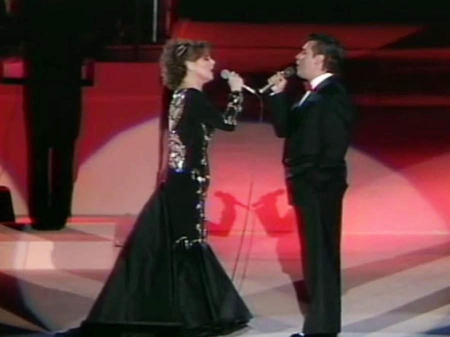 Juan Gabriel y Rocío Durcal
