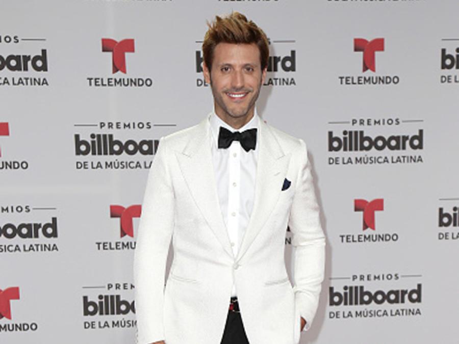 Quique Usales Alfombra Roja 2016 Premios Billboard