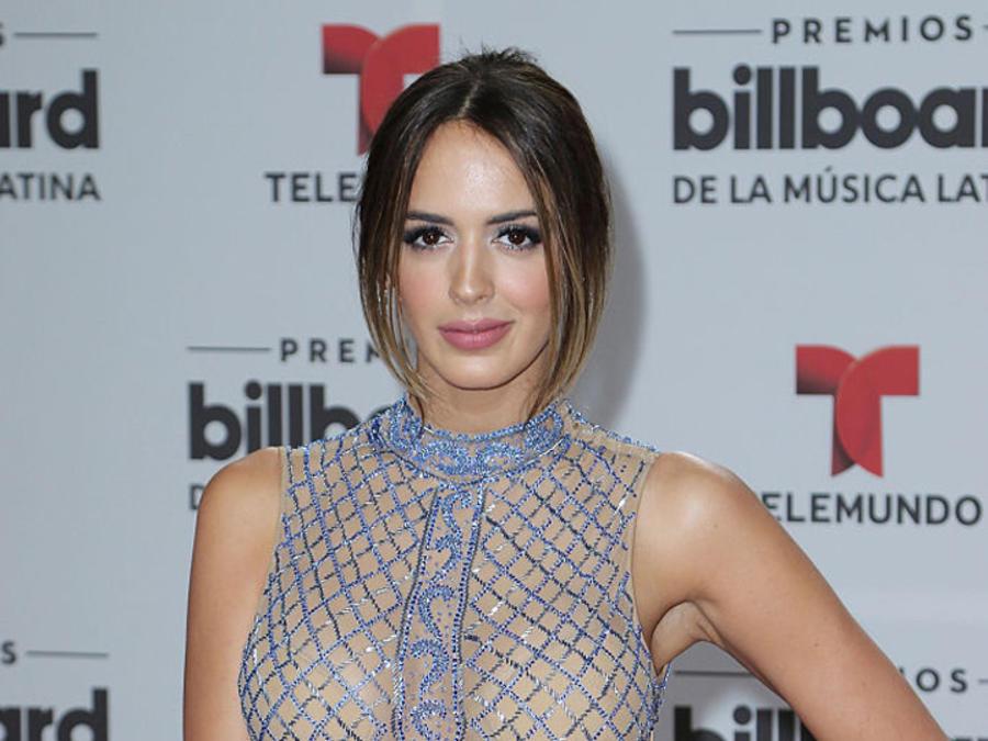 Shannon de Lima en los Premios Billboard 2016, alfombra roja