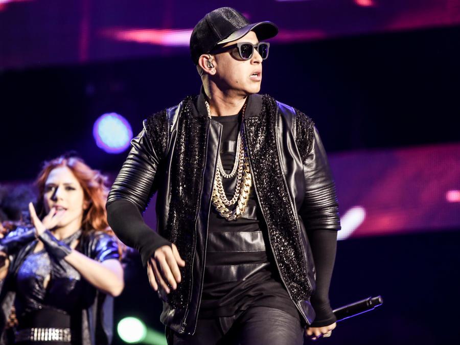 Daddy Yankee en los Premios Billboard 2016