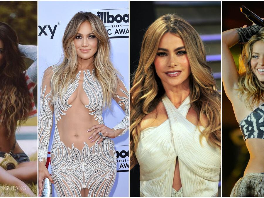 Conoce a las mamás latinas más sexis del entretenimiento