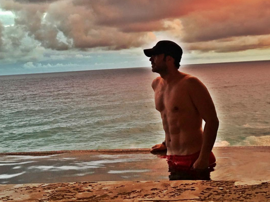 Lincoln Palomeque Foto de Instagram 2016