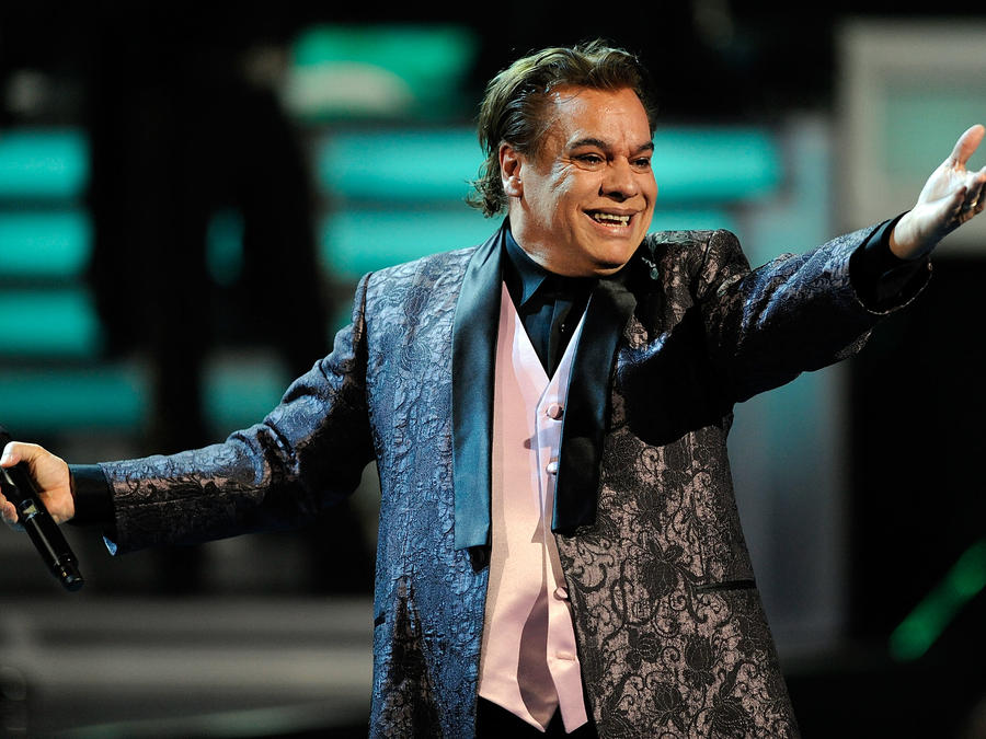 Juan Gabriel - Latin GRAMMY Awards Show