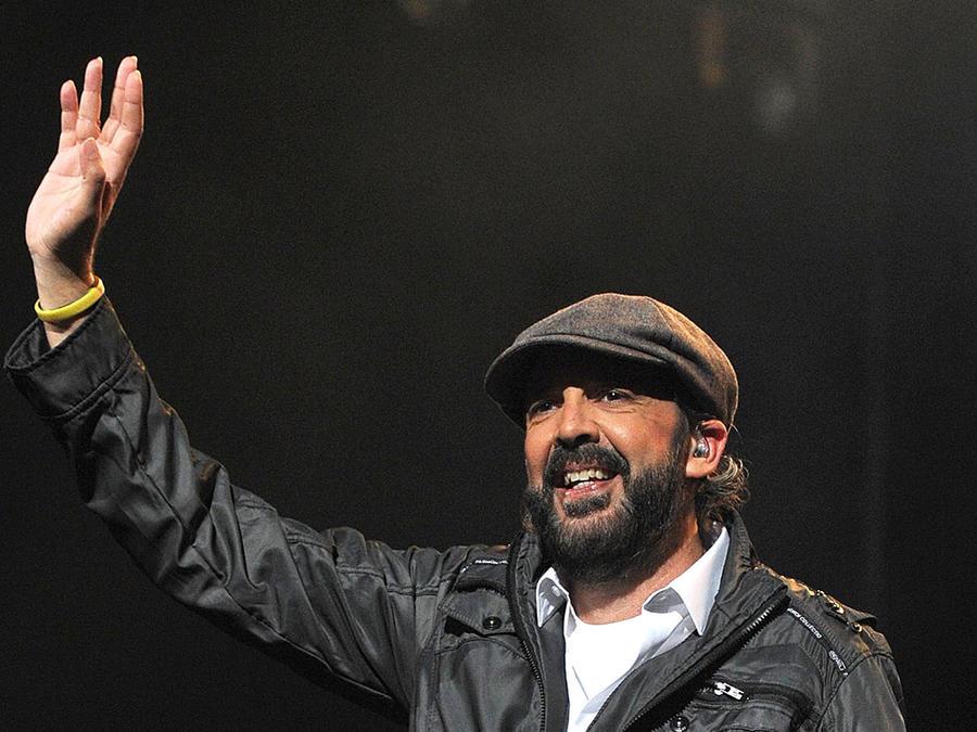 Juan Luis Guerra concierto 2012