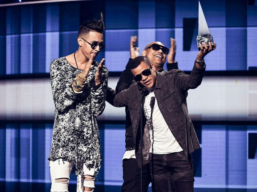Gente de Zona, ganador, Latin American Music Awards, 2016