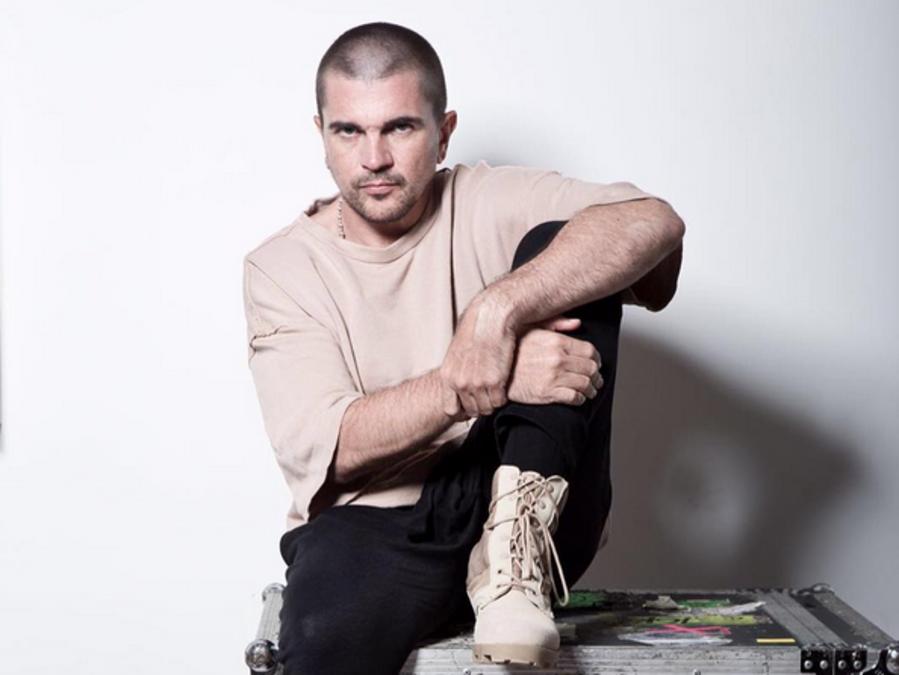 Juanes foto de Instagram