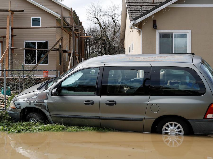 lluvias causan estragos
