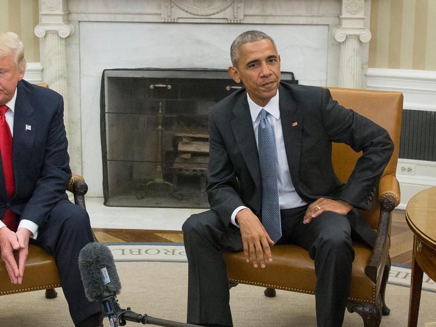 obama con trump