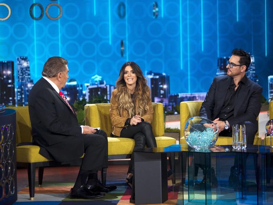 Kany García habla con Don Francisco en Don Francisco Te Invita