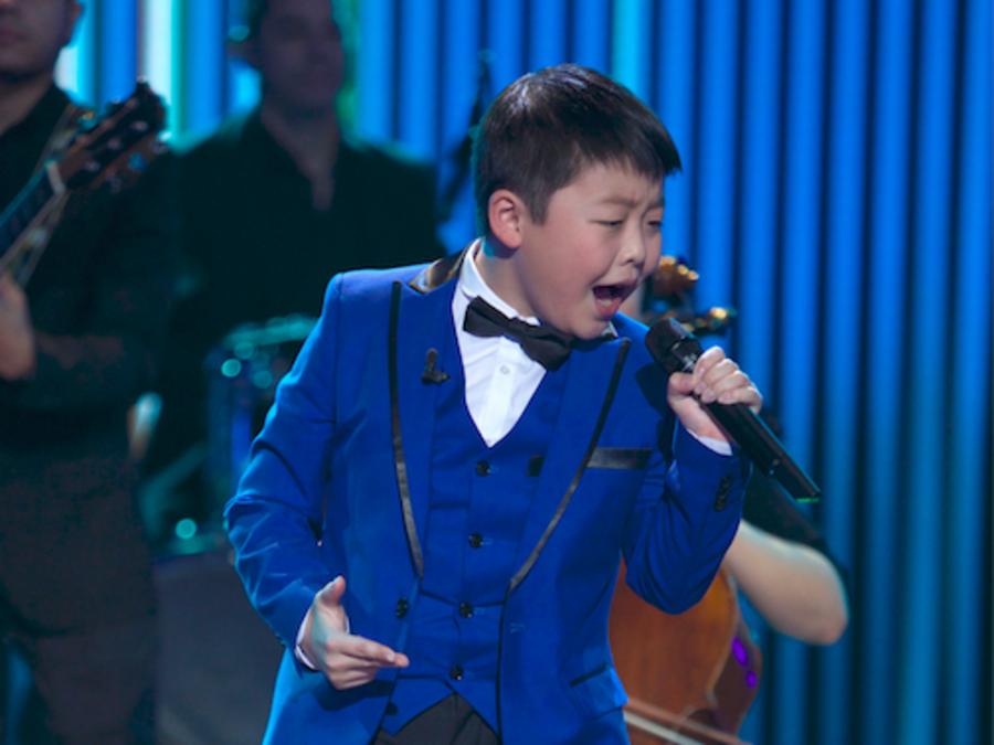 Cantante Jeffrey Li