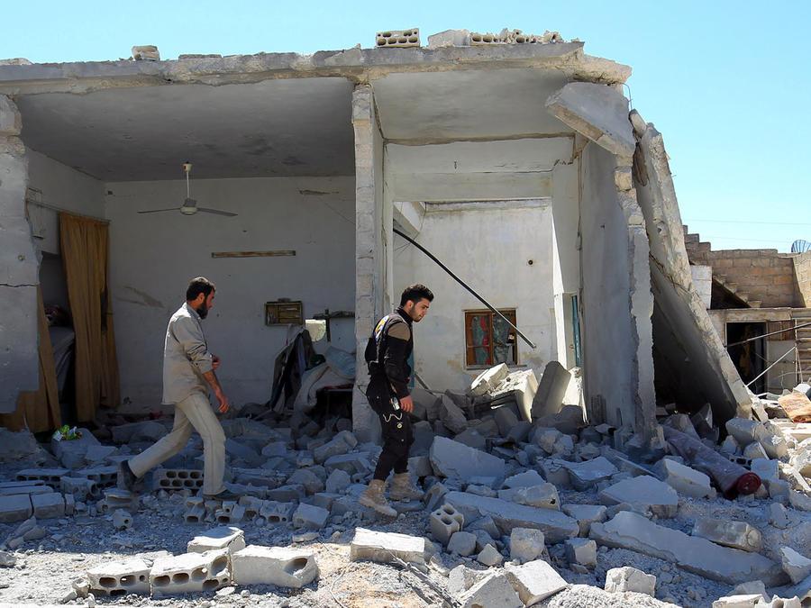consternacion mundial por masacre en siria