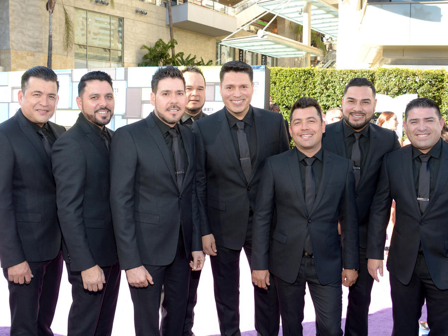 Banda Sinaloense MS en Latin American Music Awards 2016