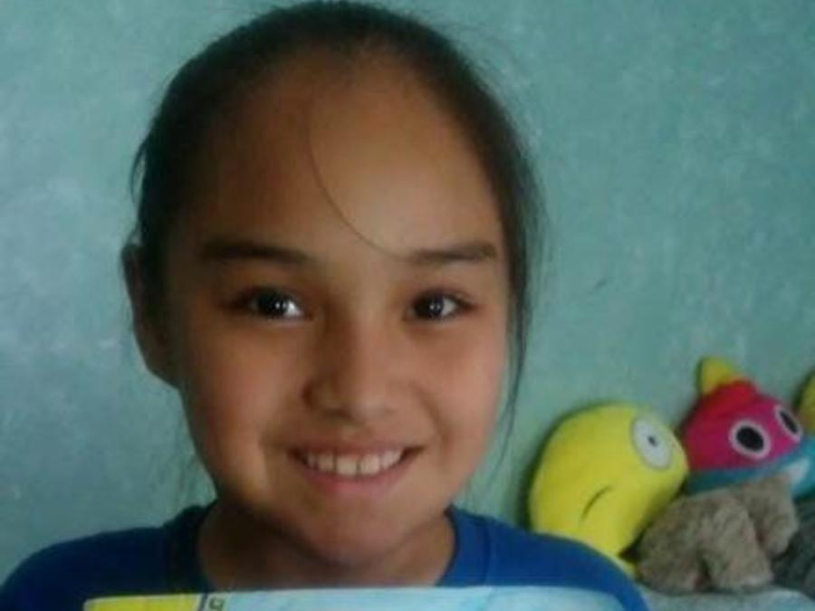 Diana Romero, la menor de nueve años que sobrevivió al asesinato de su padre y de sus cuatro hermanos a manos de su propia madre