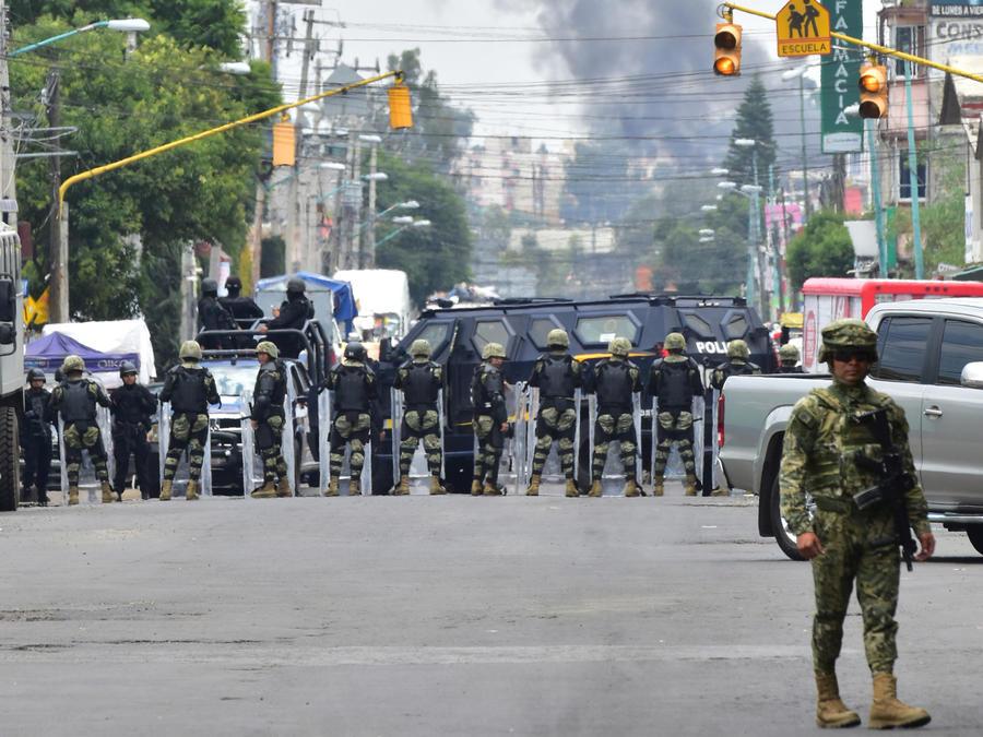Temixco es uno de los municipios con mayores índices de violencia en Morelos, México.