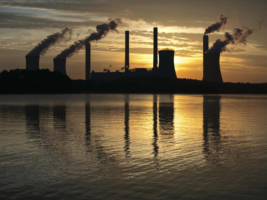 Foto sobre el daño que podría estar haciendo el cambio climático en EEUU