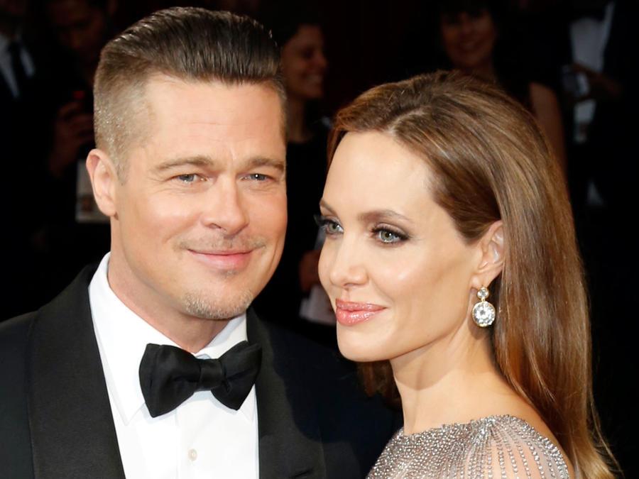 El 23 de agosto de 2014, Angelina Jolie y Brad Pitt se casaron