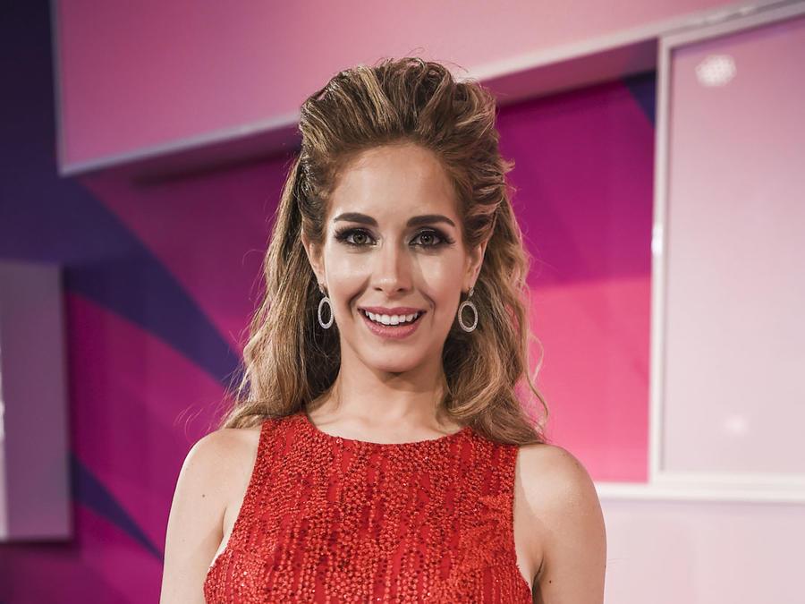 Carmen Aub en Premios Tu Mundo 2017