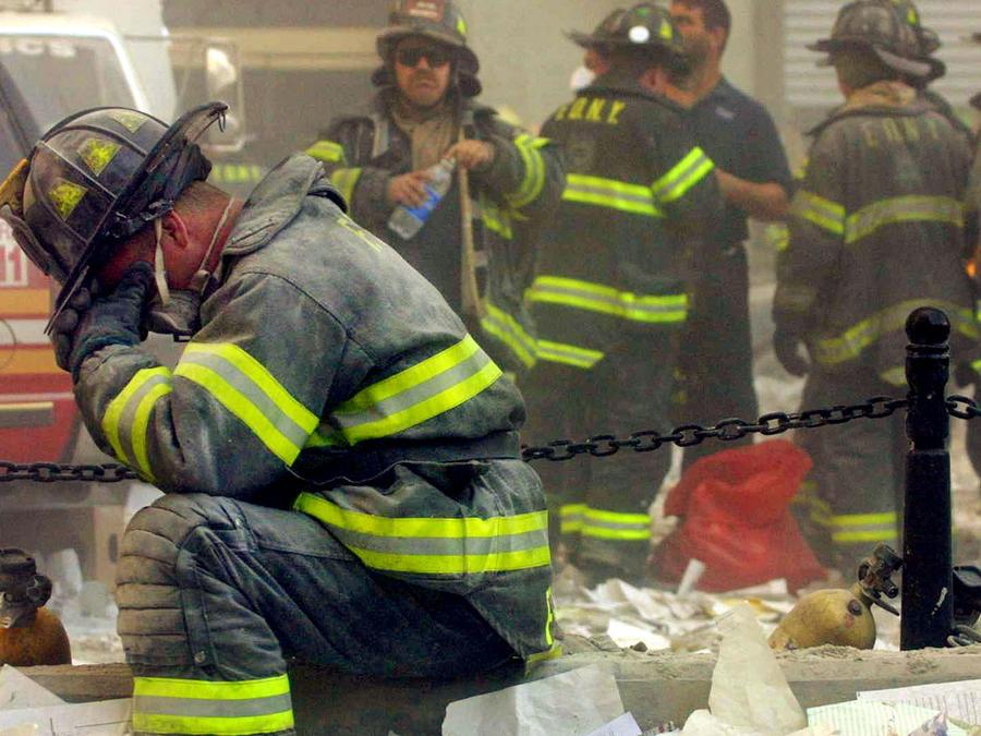 El horror de los atentados terroristas del 9/11