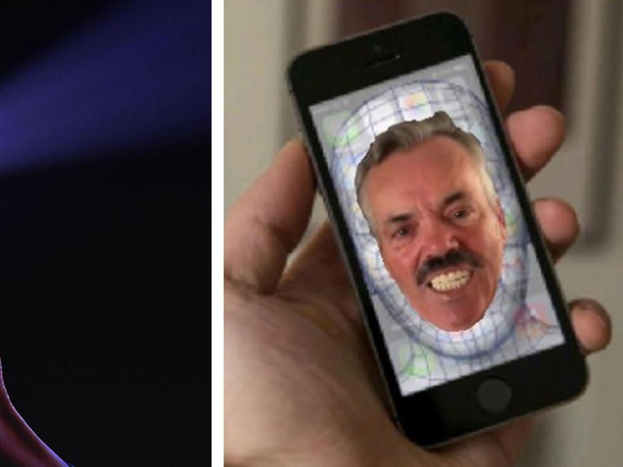 Las bromas sobre el reconocimiento facial del iPhone X