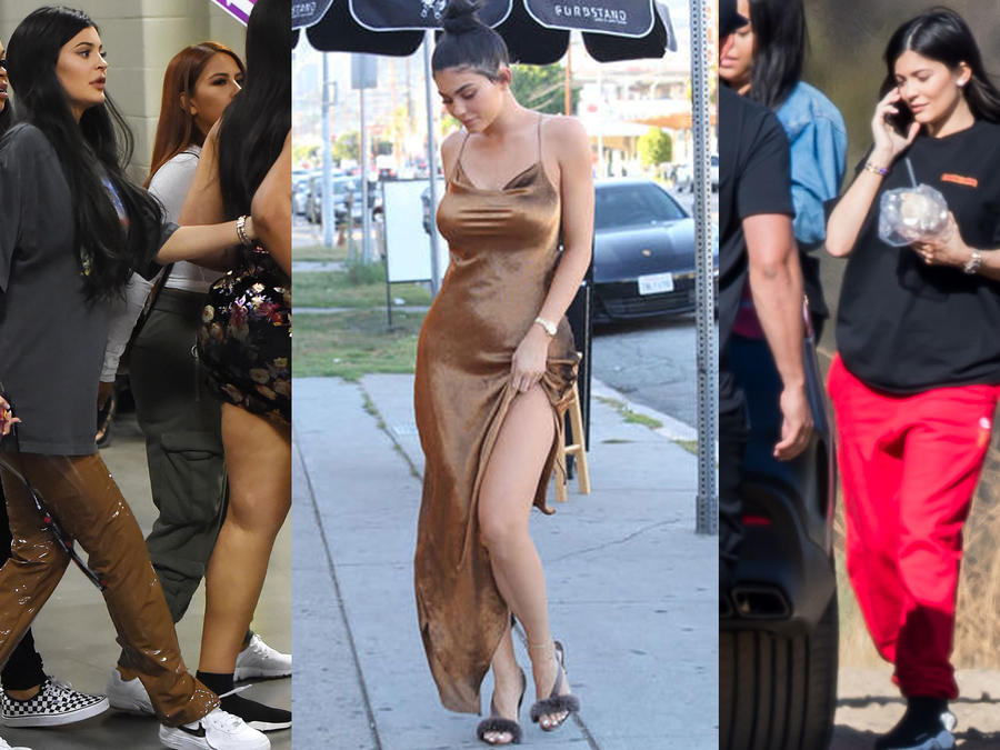 Looks Kylie Jenner
