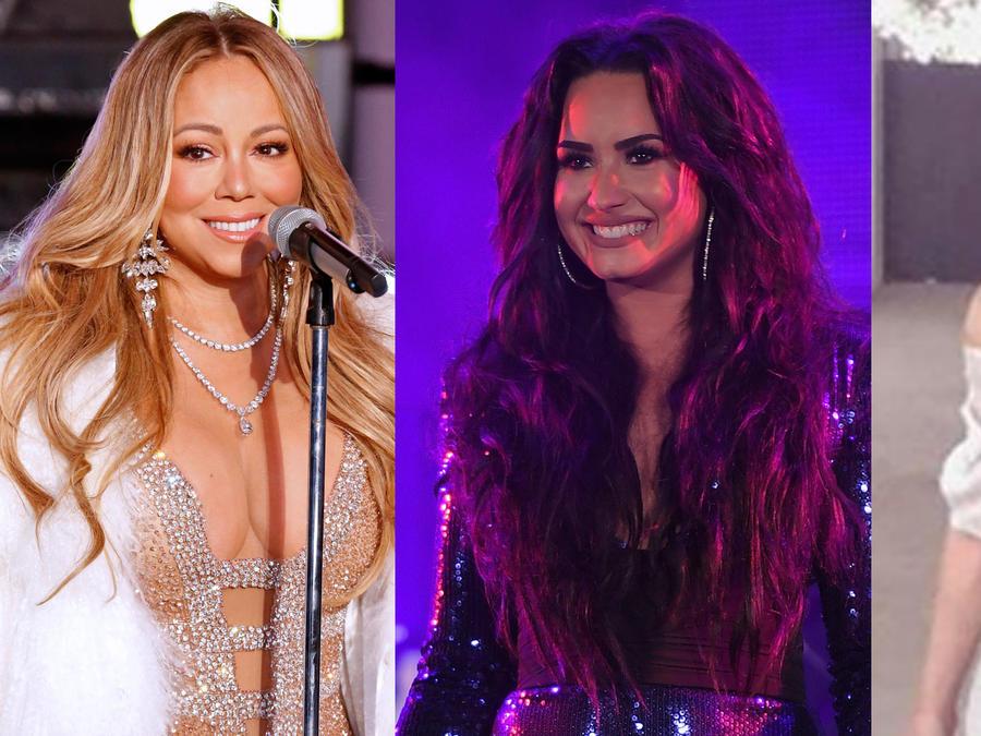 Las celebridades mostraron sus looks más sexis