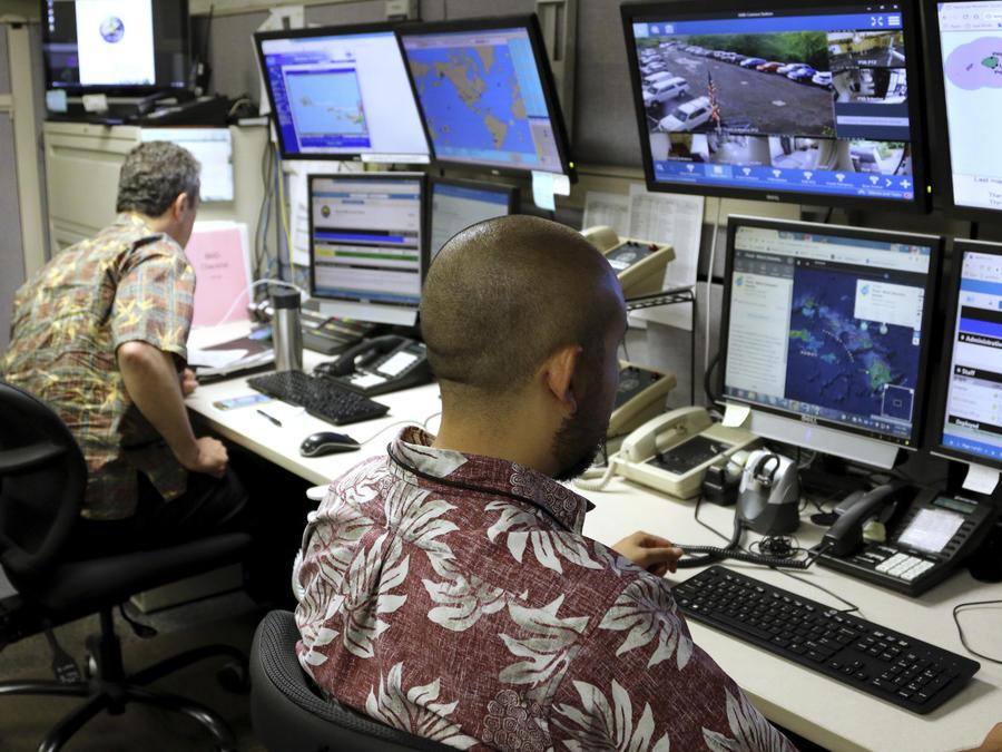 Oficina de Administración de Emergencias de Hawái
