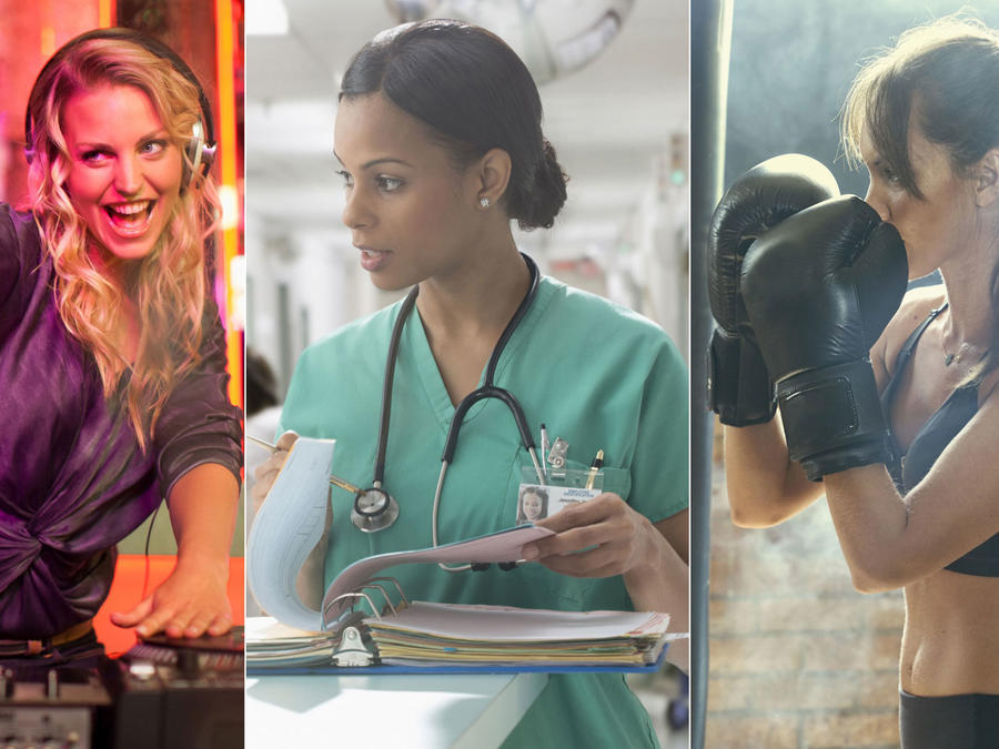 Mujeres profesionistas