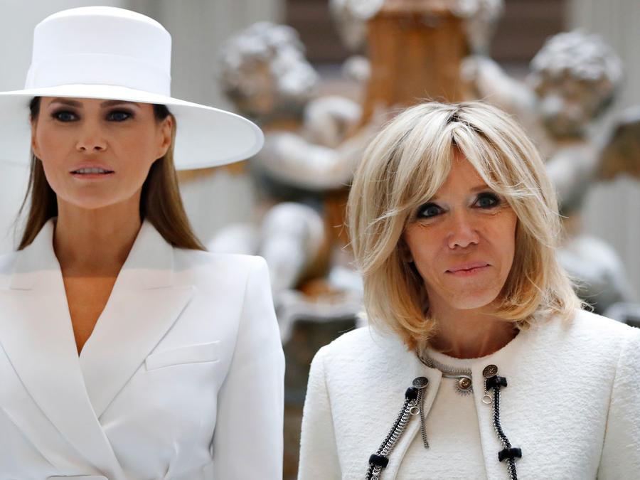 Melania hat