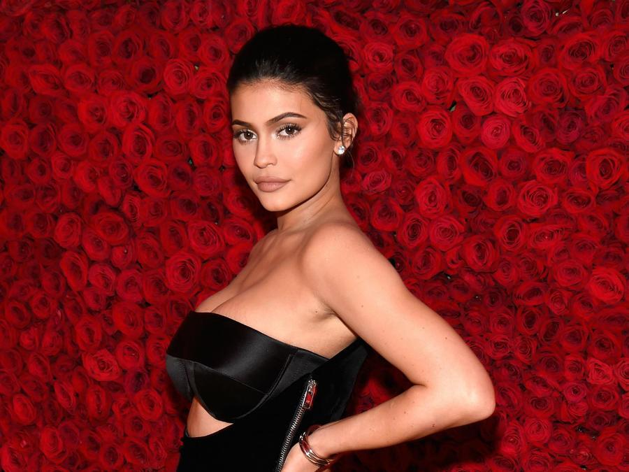 Kylie Jenner en la MET Gala 2018