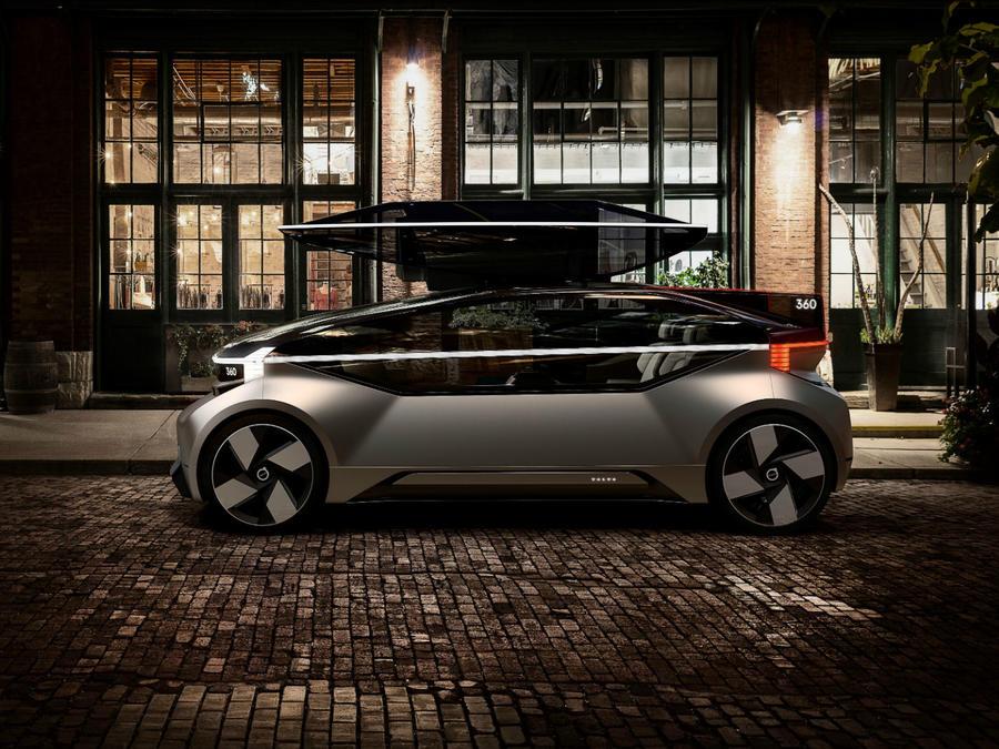 Vehículo Volvo