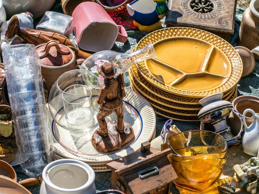 Objetos usados en venta