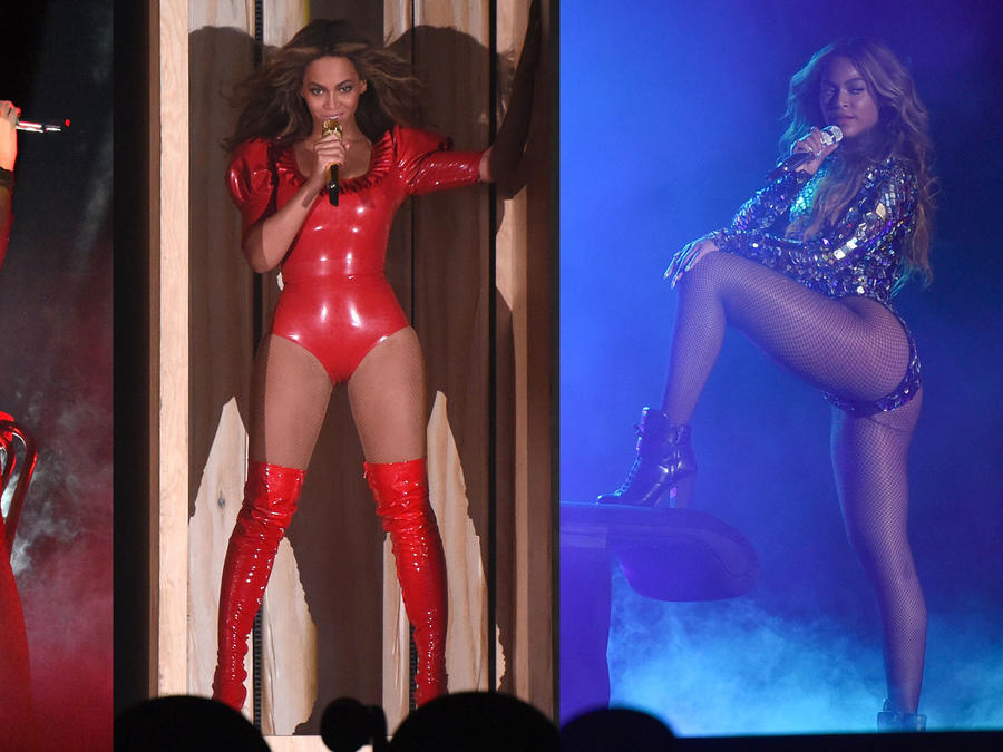 Collage Beyoncé