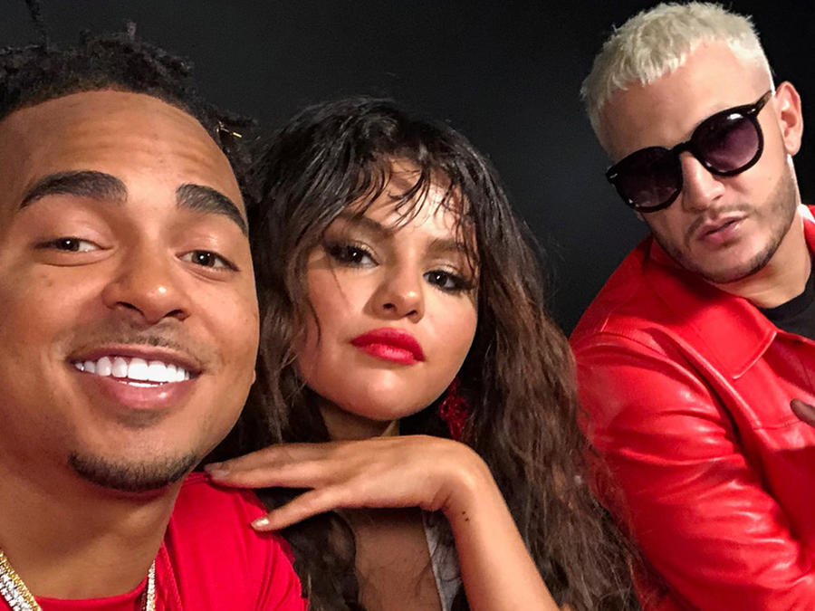 DJ Snake, Selena Gomez, Ozuna y Cardi B