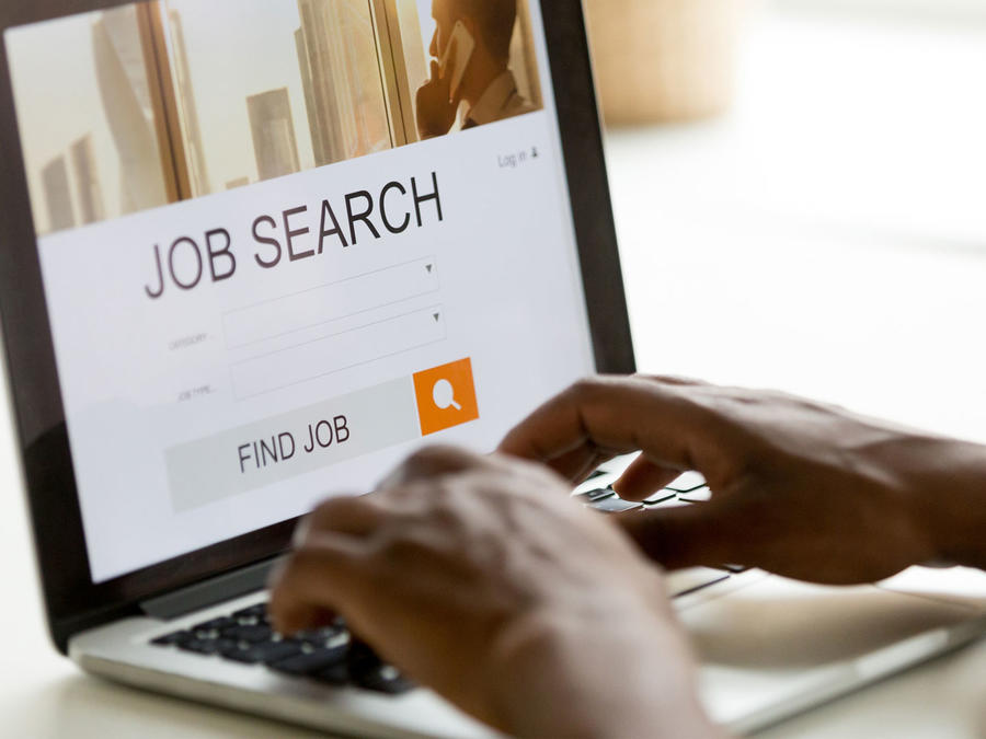 Buscar empleo