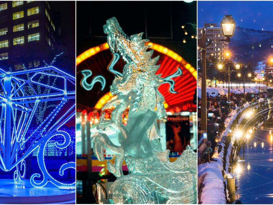 Festival del hielo