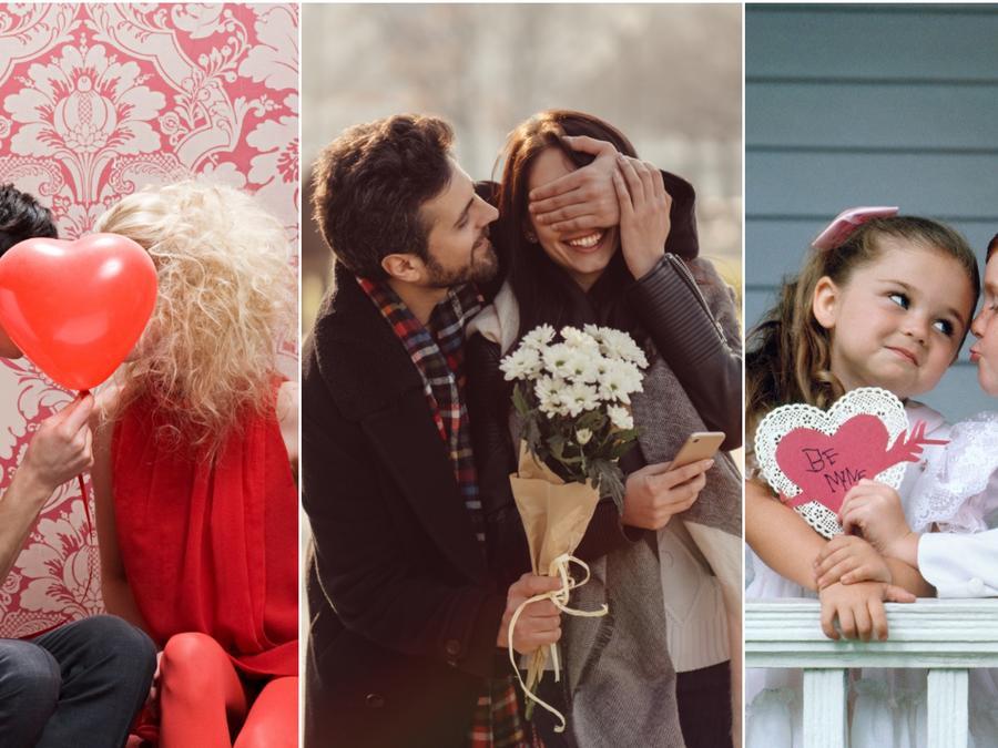Tendencias de búsqueda en San Valentín