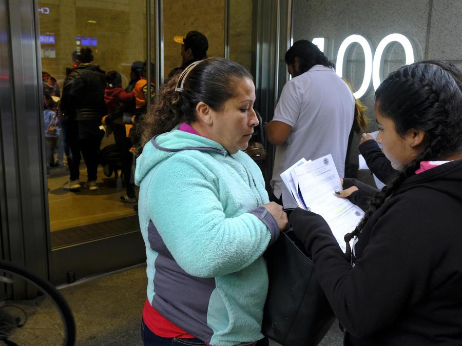 Retrasos en inmigración