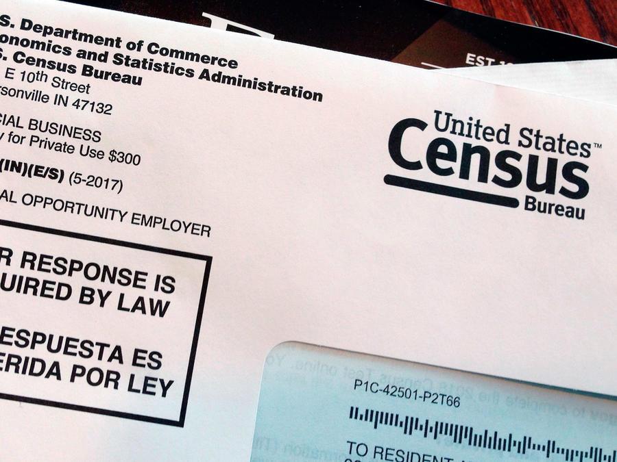 Censo de EEUU, documentos