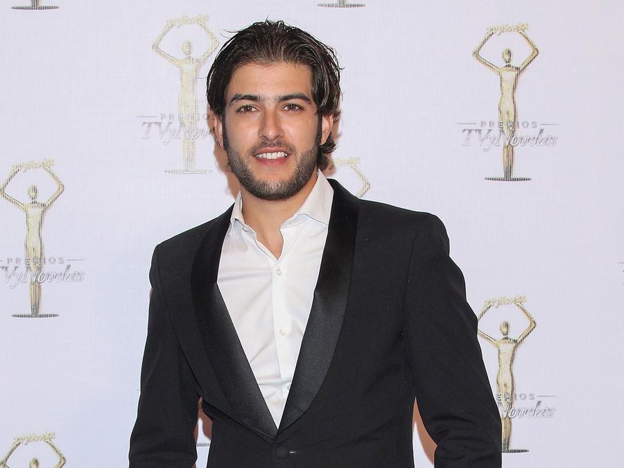 Juan Pablo Gil Premios Tvynovelas 2017