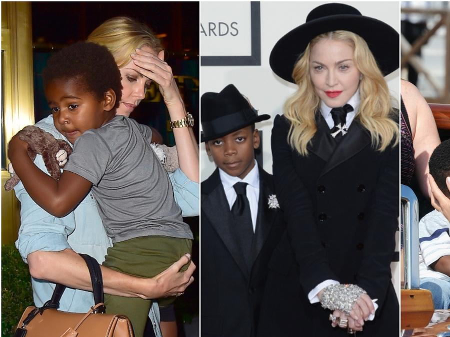 Charlize Theron, Madonna y Sandra Bullock