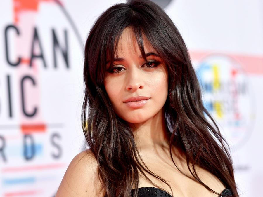Camila Cabello en los AMAs 2018