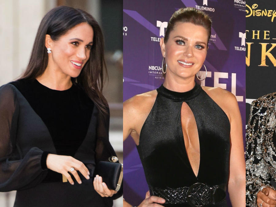 Meghan Markle, Sonya Smith y Beyoncé