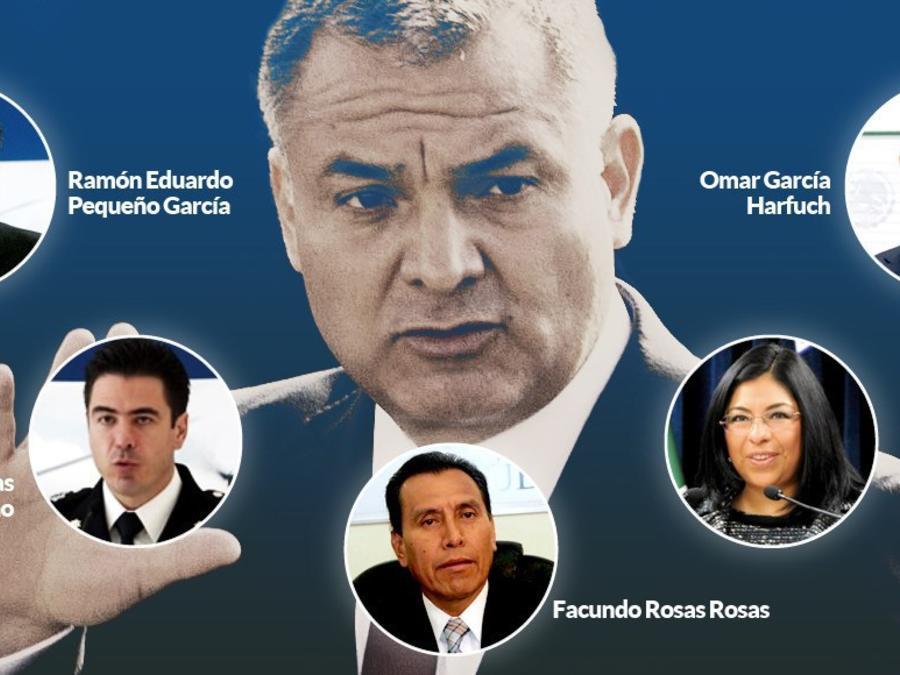 Varios allegados y súbditos de García Luna aún siguen en estructuras del poder, mientras que otros están fuera de la esfera mediática.