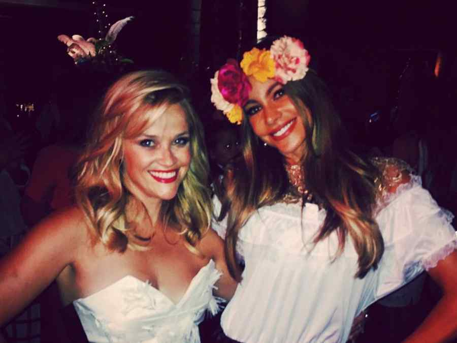 Sofía Vergara y Reese Witherspoon