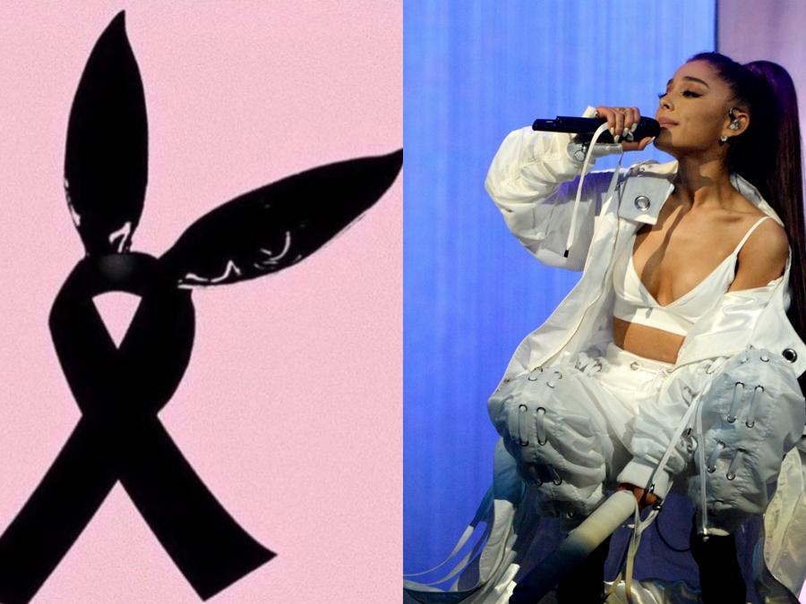 Meme por la tragedia de Ariana Grande en su show en Manchester.