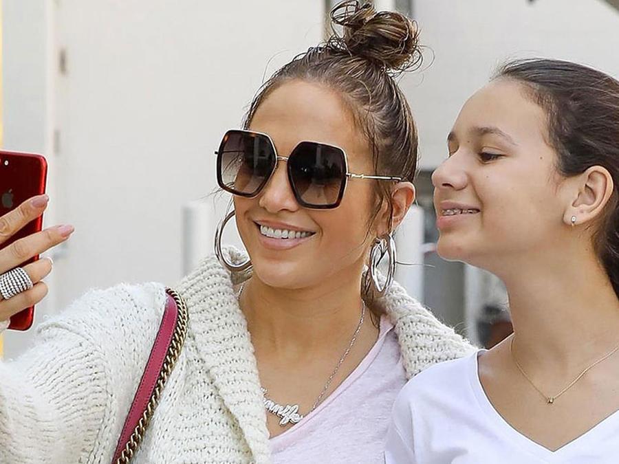 Jennifer Lopez y Natasha