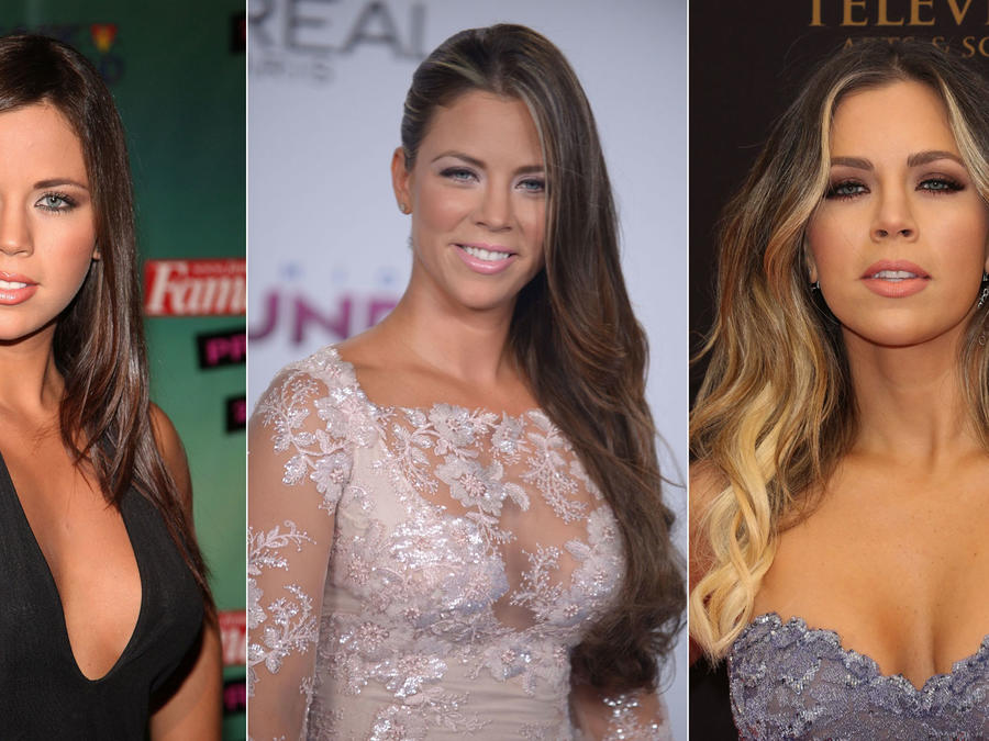 Ximena Duque hairstyle collage